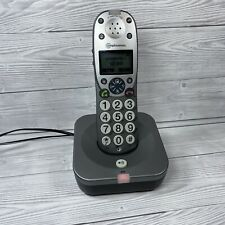 AMPLICOMMS POWERTEL 702 VOICE CORDLESS TELEPHONE - AMPLIFIED / HARD OF HEARING