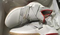 Nike Lebron Soldier XII 12 Bone White New In Box  Size 12