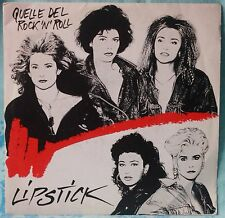 LIPSTIK - QUELLE DEL ROCK'N'ROLL - VINILE 45 GIRI