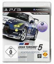 Gran Turismo 5 Academy Edition de Sony Computer Enterta... Juego de la zona de juegos de la Condición buena
