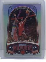 2019-20 Panini Chronicles Marquee #242 James Harden Holo Foil Houston Rockets