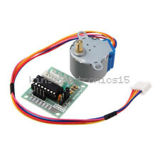 5V Stepper Motor 28BYJ-48 With Drive Test Module Board ULN2003 5V Line 4 Phase F