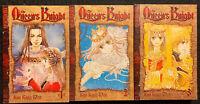 The Queen's Knight 1, 2, 3 Manga Graphic Novel OOP Fantasy Tokyopop