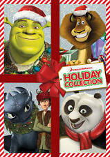 Dreamworks HOLIDAY COLLECTION: Shrek, Kung Fu Panda + (NEW DVD, 2-Disc Set)