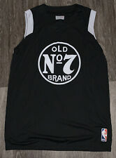 Jack Daniels Old No 7 Nba Basketball A4 Jersey Large Liquor Whiskey Whisky New