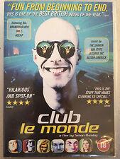 Dawn Steele, Frank Harper CLUB LE MONDE ~ 2001 Cult British Clubbing Film UK DVD