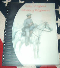 Civil War History of the 25 Virginia Cavalry Regiment