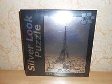puzzle effet argenté 1000 pièces PARIS TOUR EIFFEL - sous blister