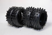 TAMIYA 1/10 hybrid spike tires set NEW avante super hotshot egress