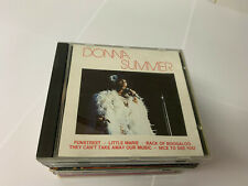 Donna Summer : Intertape – 500.051 ADD NO BARCODE CD