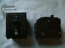 SQUARE D 16 AMP TYPE 4 M3 TRIPLE POLE MCB CIRCUIT BREAKER 415V QO X QOX BS 3871