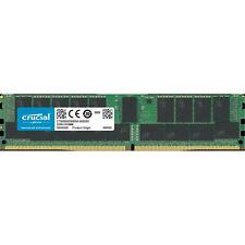 32GB Crucial DDR4 2933MHz PC4-23400 CL21 1.2V Memory Module