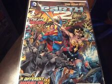 Earth 2 The New 52 Issue 1