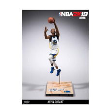 McFarlane NBA 2K19 Series 1 Kevin Durant Golden State Warriors