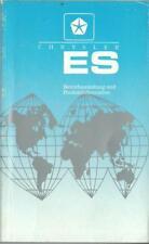 CHRYSLER ES Betriebsanleitung 1988 Bedienungsanleitung Handbuch Bordbuch BA