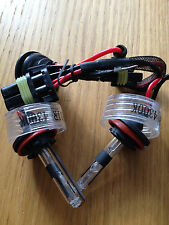 Anti Glare H11R 4300K OEM Colour bulbs for HID Kits E90 Golf Leon Jeep Cherokee
