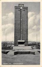 Ratibor Ober - Schlesien Grenzlandturm Postkarte gel. 1937