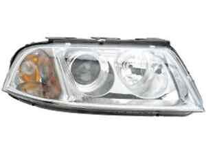 Pair Left Right headlights for Volkswagen Passat sedan 2001 2002 2003 2004 2005