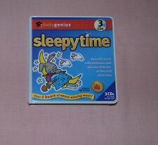 babygenius - sleepytime - 3 CD Set - 2001 (Infant to 48 months)