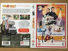 More details for peter kay - hand signed autographed dvd slip cover.