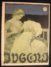 Jugend 1902 Art Nouveau jugendstil antique magazine issue 10 Erler Kustner Diez