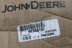 John Deere RE506197 1-Groove Pulley Alternator 12V 55 Amp