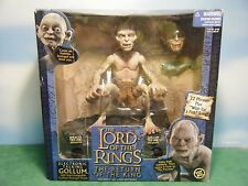 LORD OF THE RINGS THE RETURN OF THE KING ELECTRONIC TALKING GOLLUM *NEW*