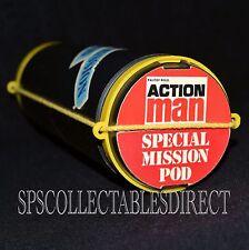 ☆ ☆ Vam PALITOY ACTION MAN misión especial Pod completa en muy buen estado c1970-77 ☆