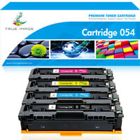 4 Toner Cartridge for Canon 054 Color Imageclass MF640C MF644cdw MF642cdw LBP620