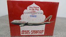 SCHABAK 1:600  Flugzeug 3551337  Boeing 747-400 Air India NEU in OVP
