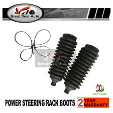 For Ford Falcon Power Steering Rack Boots Kit AU 1/2/3 BA BF Fairlane 5.4L