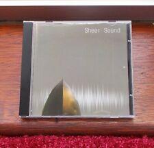 Sheer Sound Philip Roderick CD Hang Drum Ambient Music Matthew Talks 2006