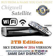 DRX890W  2TB SKYPLUS HD WIFI MODEL SKY HD BOX  2TB UPGRADE  MINT CONDITION