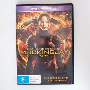 The Hunger Games Mockingjay Part 1 Movie DVD Movies Free Postage Region 4 AUS