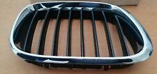 51138402646 Griglia radiatore ant. nero cromato DESTRA DX -ORIGINALE- BMW X5 E53