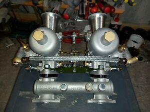 "Classic Austin Healey 'Sebring' Sprite MKll Twin H4 1 1/2"" Carbs Fully Refurbed"