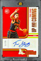 2018-2019 Trae Young Contenders RC Auto /25 Panini Up And Coming - Hawks Rookie!