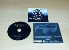 CD  Blade Trinity Soundtrack (Wesley Snipes)  12.Tracks  2004  11/15