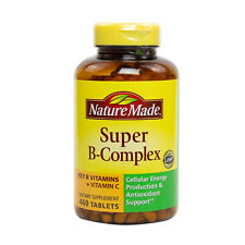 Nature Made B-Complex - 460 Tablets, Clearance for exp date 06/2020
