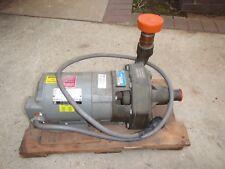 Goulds Brass Pump 3 HP