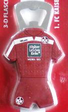 1.FC KAISERSLAUTERN-3.BUNDESLIGA-3-D FLASCHENÖFFNER-ALLGÄUER LATSCHEN KIEFER-TOP