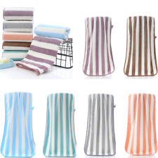 6-Piece Coral Fleece Towels Set Face & Hand Towel Softness 13.7 * 29.5 Inches