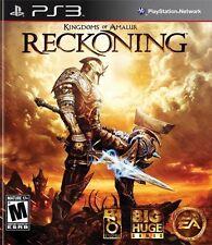 Kingdoms Of Amalur: Reckoning  - Sony Playstation 3 Game