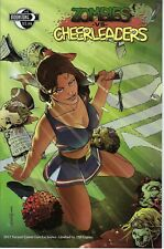 Zombies vs Cheerleaders #4 2011 Tucson Comic Con Exclusive Limited to 150 copies