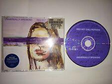 RED HOT CHILI PEPPERS UNIVERSALLY SPEAKING UK CD2 VIDEO 2003 ROCK ALTERNATIVE