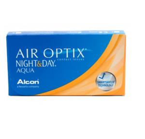 Air Optix Night & Day  Aqua  Monatslinsen von ALCON, TOP ANGEBOT , Ciba