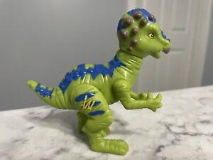Playskool Heroes Jurassic World Pachycephalosaurus Dinosaur Figure Head Butt