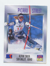 1992-00 Sports Illustrated for Kids  Picabo Street - MultiSport Card