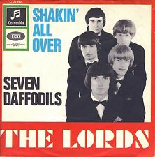"7"" Lords – Shakin' All Over // Germany 1965"