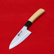 YingGun Chef Kitchen Deba Fruit Knife Sashimi Blade Cutlery fishing Travel AA